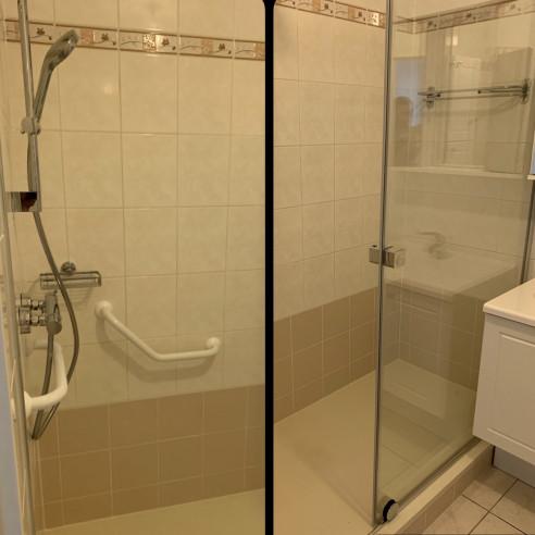 Rénovation espace douche à Jarville-la-malgrange