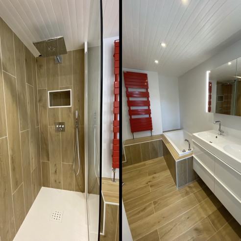 Rénovation salle de bain à Nancy NANCY