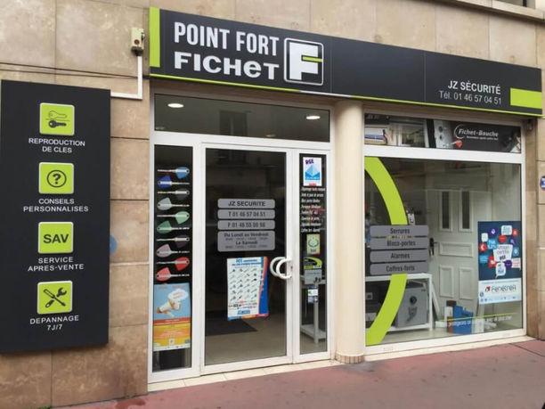 Boutique porte blindée, serrure à Montrouge