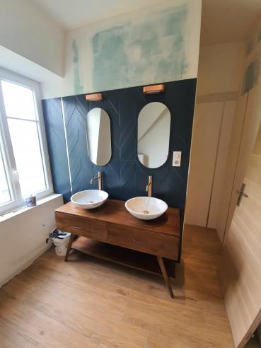 Rénovation salle de bain Montesson