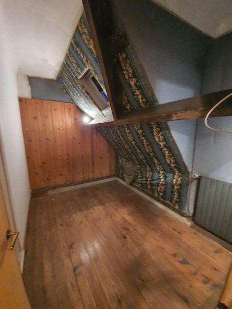 Rénovation totale d'une maison sur Sartrouville