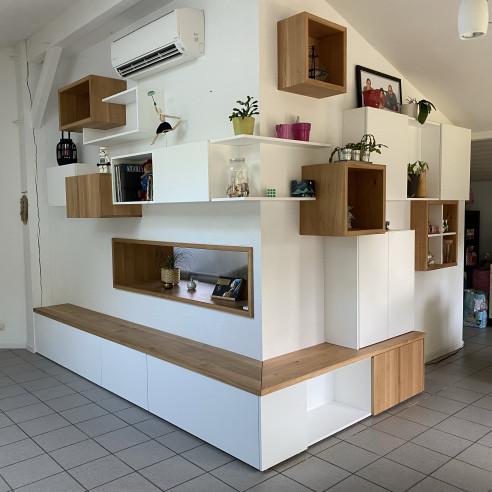 Agencement design Salon - Mont de marsan