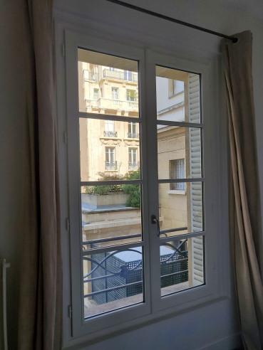 Fenêtre en bois PARIS-16ème