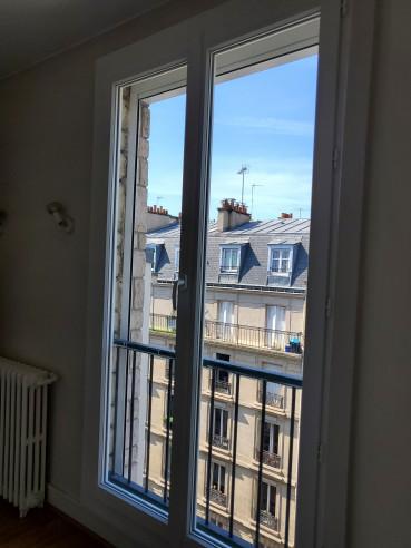 Menuiserie pvc PARIS-18ème