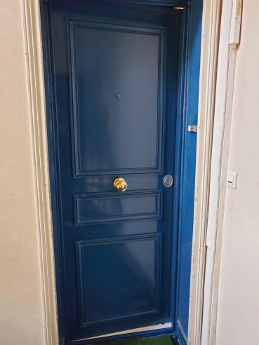 Porte blindé PARIS-12ème
