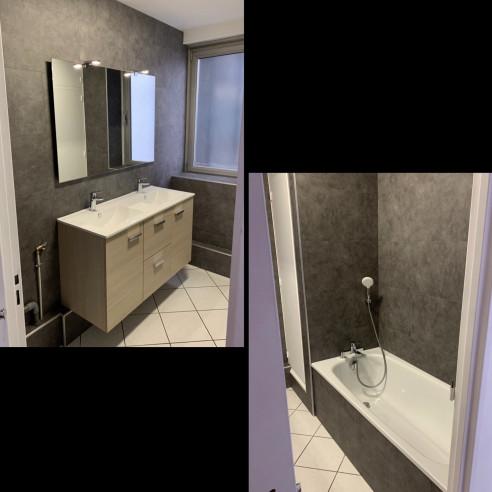Rénovation salle de bain à Nancy