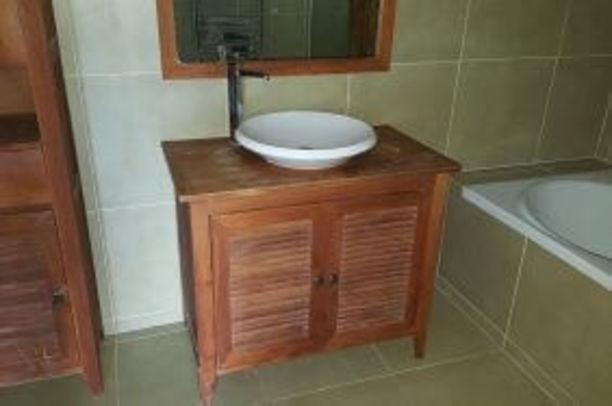 Meuble de salle de bain avec vasque Paris Paris