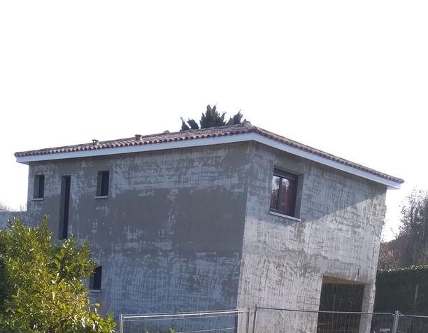 Couverture toiture en tuile près de Toulouse
