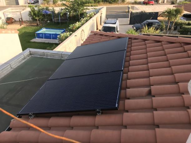 Installation de panneaux photovoltaïques à Manduel